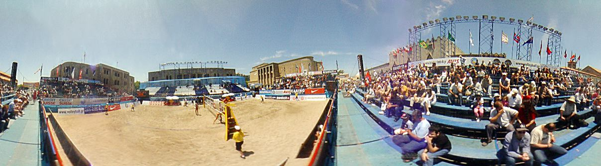 Swatch-FIVB Beach Volleyball 2004 World Tour., Rhodes Town Photo Image of Rhodes - Rodos - Rhodos island, Greece