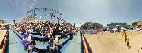 Image of Swatch-FIVB Beach Volleyball 2004 World Tour.Rhodes Rhodos Rodos Photo